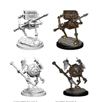 D&D Nolzurs Marvelous Miniatures: Monodrone & Duodrone
