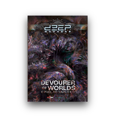 "Deep Madness: Devourer of Worlds ""Epic Monster"" – DE/EN (Kickstarter Exklusive)"