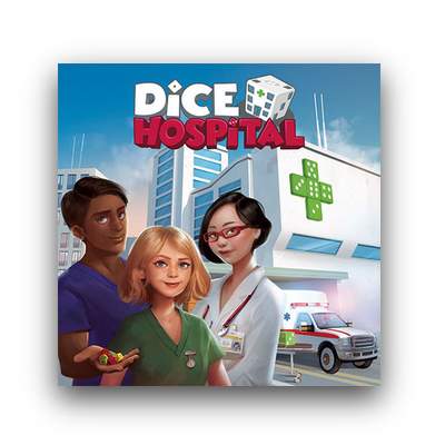 "Dice Hospital – DE ""nur stationärer Verkauf"""