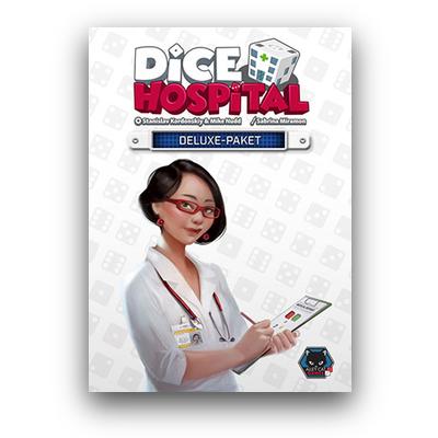 Dice Hospital – Deluxe Erweiterung – DE