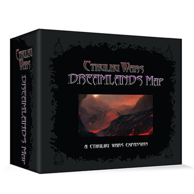 Cthulhu Wars: Dreamlands Map – EN