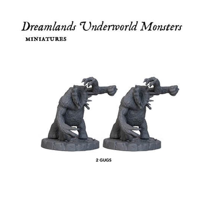 Cthulhu Wars: The Dreamlands Underworld Monster Pack – EN