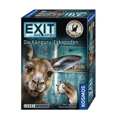Exit das Spiel: Die Känguru-Eskapaden – DE