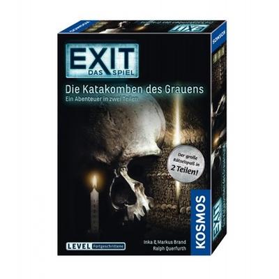 Exit das Spiel: Katakomben des Grauens – DE