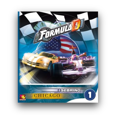 Formula D: Circuits 1 – Sebring & Chicago – DE/EN