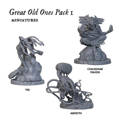 Cthulhu Wars: Great Old One 1 – EN