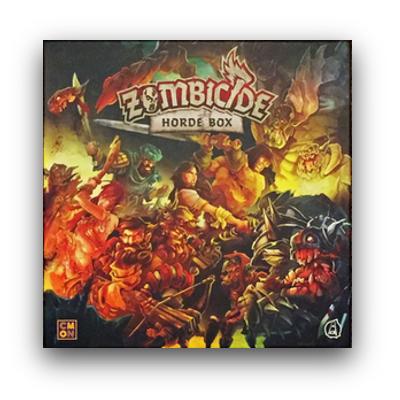 Zombicide Green Horde: Horde Box – EN (Kickstarter Exklusive)