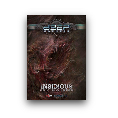 "Deep Madness: Insidious ""Epic Monster"" – DE/EN"