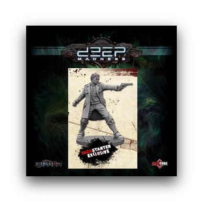 Deep Madness: John Murdock – DE/EN (Kickstarter Exklusive)