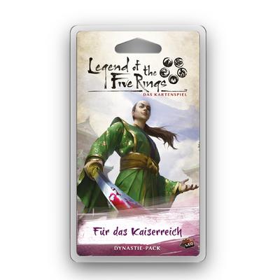 Legend of the five Rings: Erbfolge 1 – Für das Kaiserreich – DE