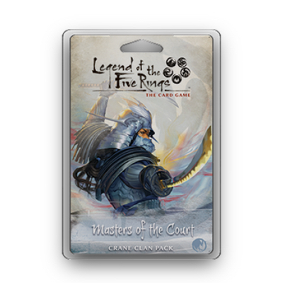 L5R: Crane Clan – Master of the Court – EN