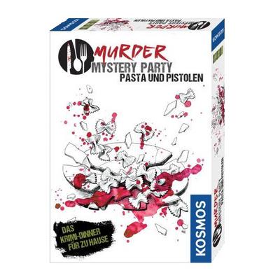 Murder Mystery Party: Pasta & Pistolen – DE