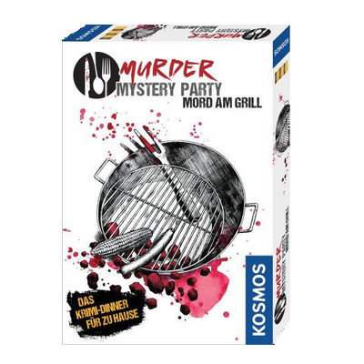 Murder Mystery Party: Mord am Grill – DE
