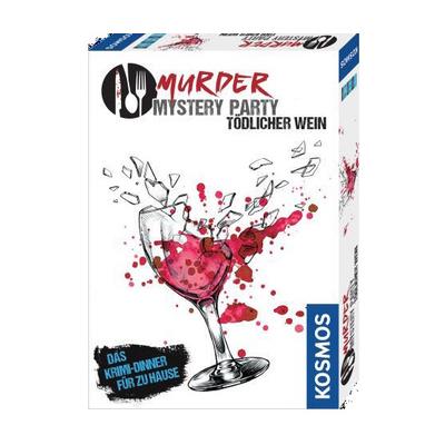 Murder Mystery Party: Tödlicher Wein – DE