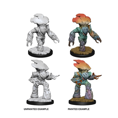 D&D Nolzurs Marvelous Miniatures: Myconid Adults