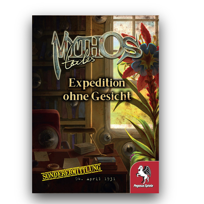 Mythos Tales: Expedition ohne Gesicht – DE