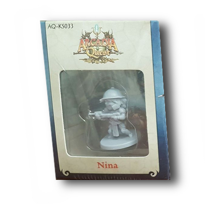 Arcadia Quest: Nina – EN (Kickstarter Exklusive)