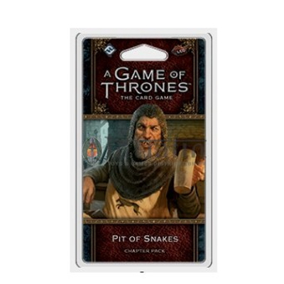 AGoT 2nd Edition: Kings Landing 3 – Pit of Snakes – EN
