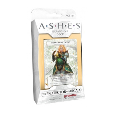 Ashes: The Protector of Argaia – EN