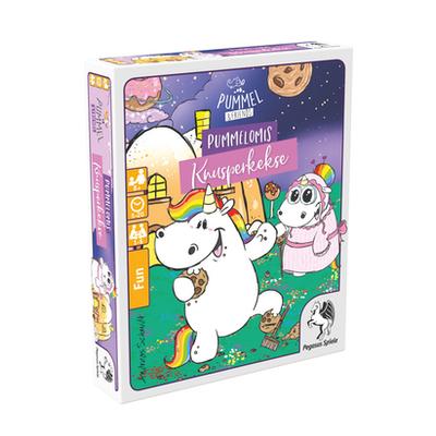 Pummel & Friends – Pummelomis Knusperkekse (Spieldeckelspiel) – DE