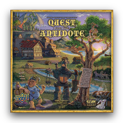 Quest for the Antidote – EN