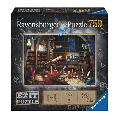 Puzzle Exit 1: Sternwarte – DE/EN
