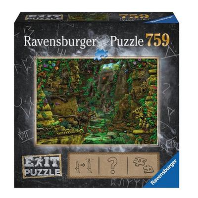 Puzzle Exit 2: Tempel in Angkor Wat – DE/EN