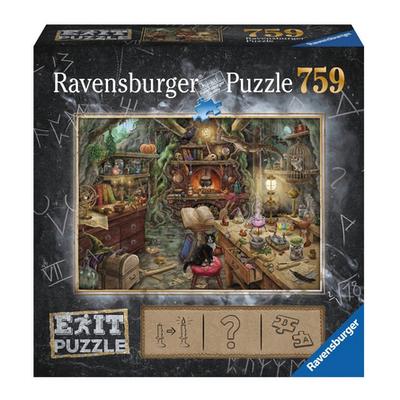 Puzzle Exit 3: Hexenküche – DE/EN