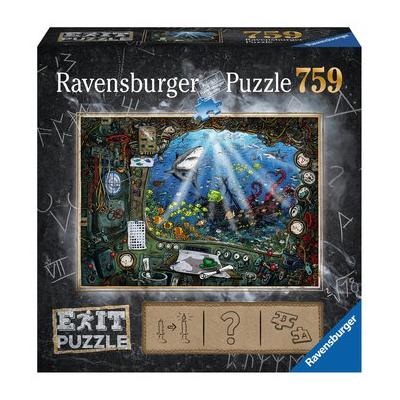 Puzzle Exit 4: U-Boot – DE/EN