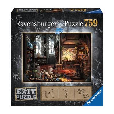 Puzzle Exit 5: Im Drachenlabor – DE/EN