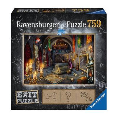 Puzzle Exit 6: Im Vampirschloss – DE/EN