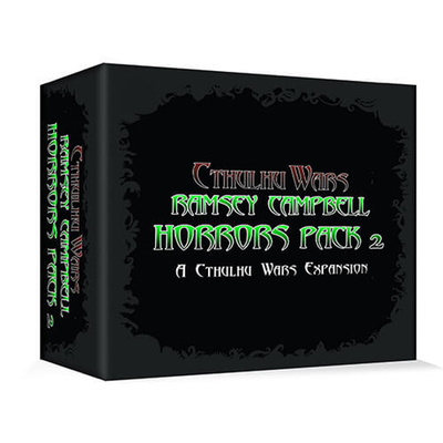 Cthulhu Wars: Ramsey Campbell Horrors 2 – EN