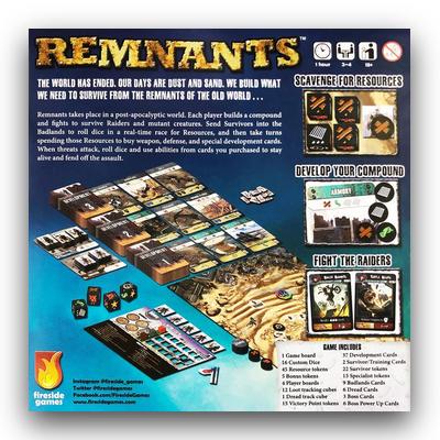 Remnants – EN