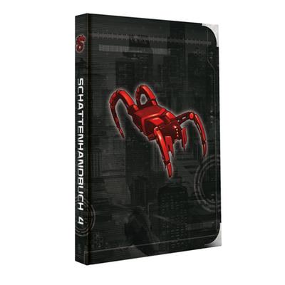 Shadowrun 5: Schattenhandbuch 4 (HC) – DE