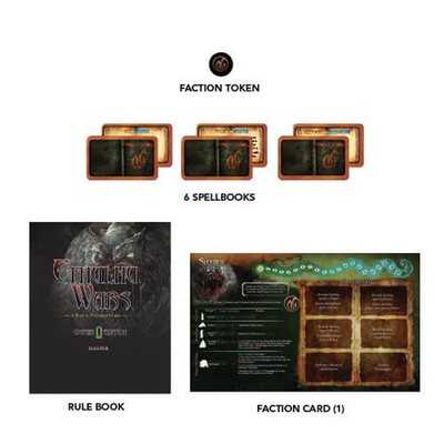 Cthulhu Wars: Sleeper Faction – EN