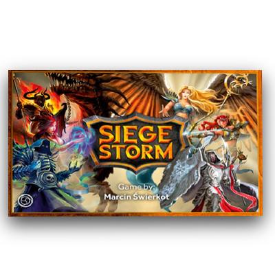 Siege Storm – EN