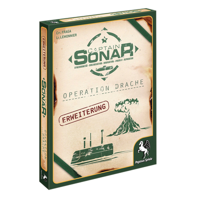 Captain Sonar: Operation Drache (2. Erweiterung) – DE