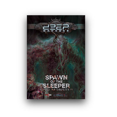 "Deep Madness: Spawn of the Sleeper ""Epic Monster"" – DE/EN"