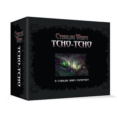 Cthulhu Wars: Tcho-Tcho Faction – EN