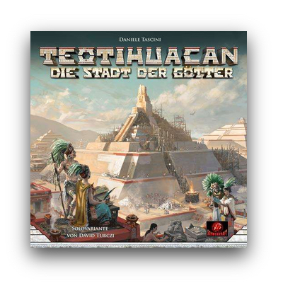 Teotihuacan: Die Stadt der Götter – DE
