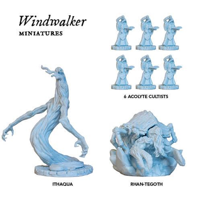 Cthulhu Wars: Windwalker Faction – EN