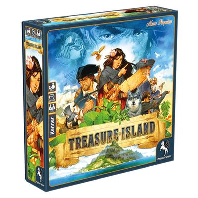 Treasure Island – DE