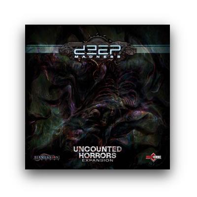 Deep Madness – Uncounted Horrors – EN (Kickstarter Exklusive)