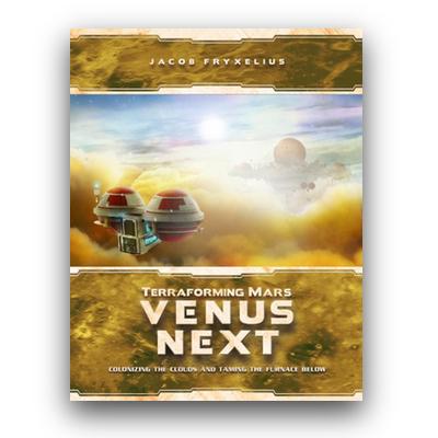 Terraforming Mars: Venus Next – EN