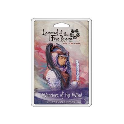 L5R: Unicorn-Clan – Warriors of the Wind – EN