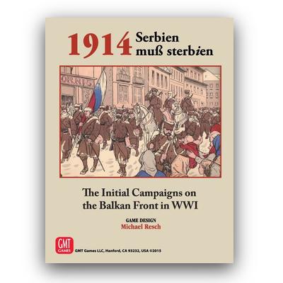 1914: Serbien Muss Sterbien – EN