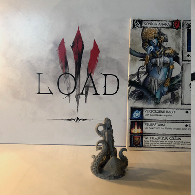 LOAD: Königin Anara – DE