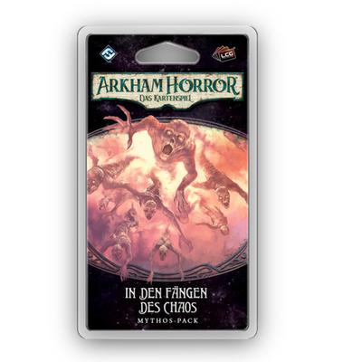 Arkham Horror LCG: Der gebrochene Kreis 5 – In den Fängen des Chaos – DE