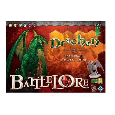 BattleLore: Drachen, Helden, Bergriese & Elemental – DE
