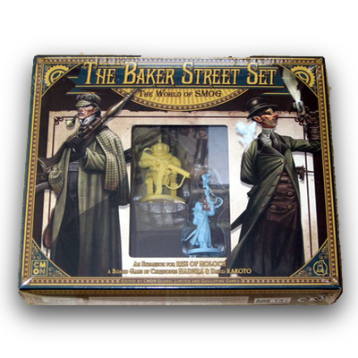 The World of Smog: The Baker Street Set – EN